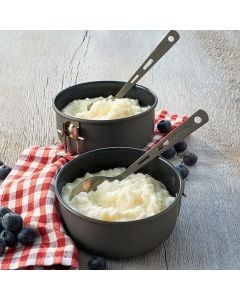 Trek 'n Vanilla Rice Pudding