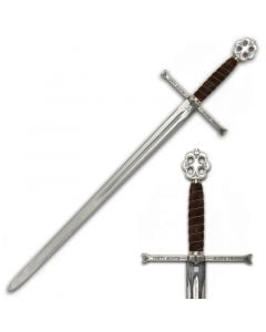 Marto Catholic Kings Sword - Silver