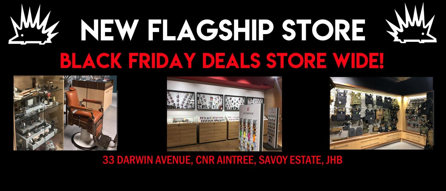 Black Friday - Shop New Store