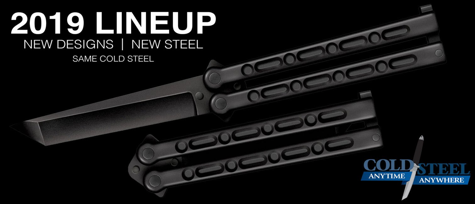 Cold Steel New Items 2019